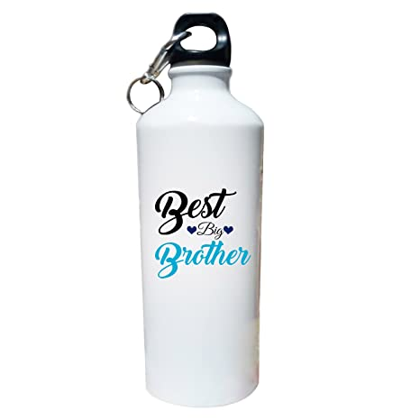 Buy Designer Panda Spill Proof Sipper Water Bottles For Kids Best Big Brother Printed Bottle Boys Birthday Gifts Elder Online At