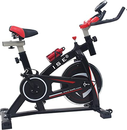 ISE SY-7802 - Bicicleta estática con ergomómetro para Cardio ...