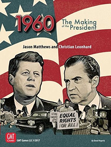1960: Making of the President (1960 The Making Of The President Game)