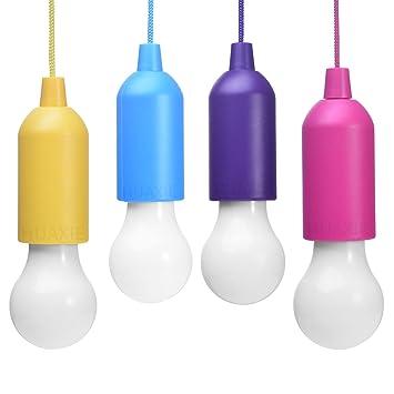 Amazon.com: HUAXIE - Luz LED para tienda de campaña ...