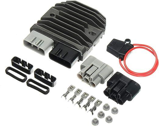 Regulator Replacement Kit Fh012aa Für Shindengen Mosfet Fh020aa Auto