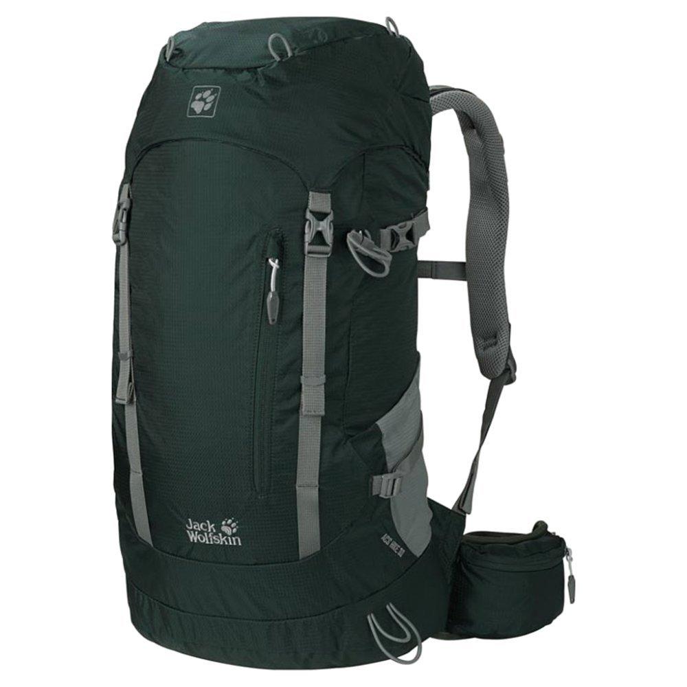 9c3f9f5018 Amazon.com : Jack Wolfskin ACS Hike 30 Hiking Backpack One Size Dark Pine :  Sports & Outdoors