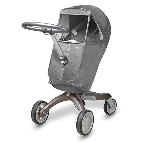 [Manito] STOKKE Xplory - Funda para cochecito y cochecito de bebé STOKKE Xplory, cubierta para la lluvia, ...