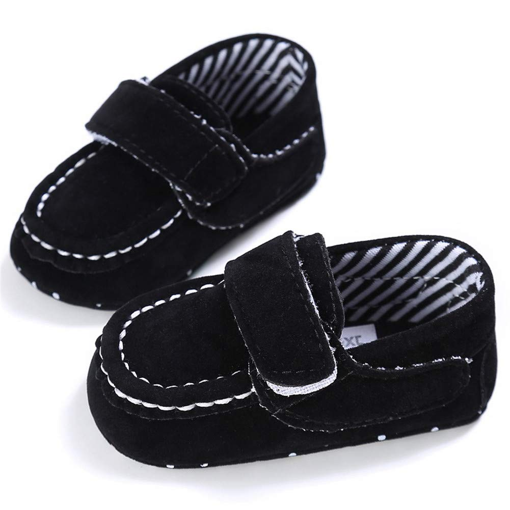 UWESPRING Baby Boys Girls Shoes Non Skid Soft Sole First Walkers with Socks