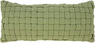 product image for Hatteras Hammocks B-Weave-LTGR Soft Weave Hammock Pillow, Light Green