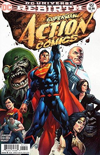 Download Action Comics #957 2nd Print pdf epub