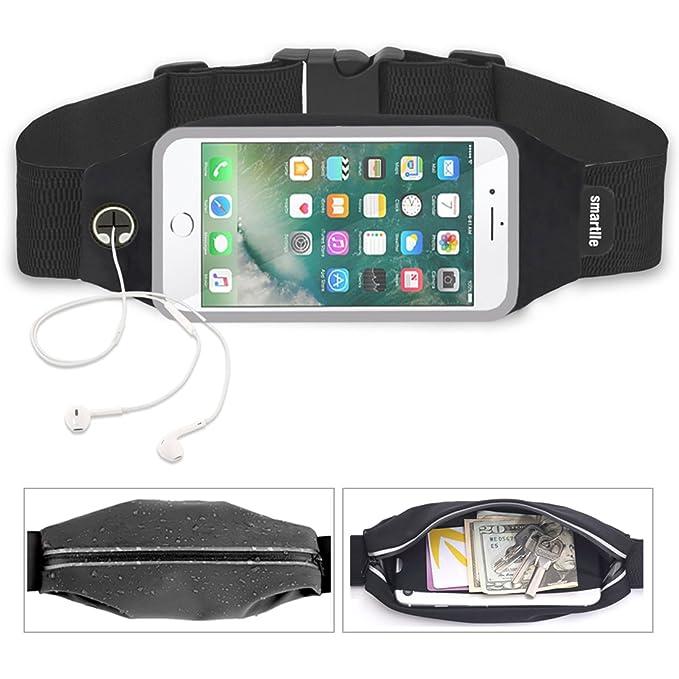 Running Portable Waist Bag Men Women Gym Sport Running Belt For Mobile Phone