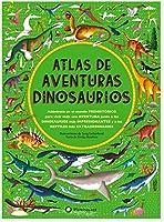 Atlas De Aventuras Dinosaurios: