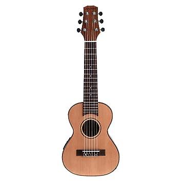 Andoer 71,12 cm de Viaje Guitalele Guilele del Puente de Guitarra de Madera de Palisandro ...