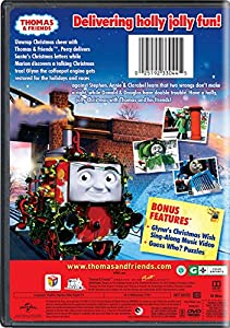 Thomas & Friends: Tinsel on the Tracks from Universal Pictures Home Entertainment