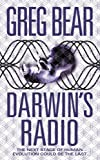 Front cover for the book Darwin's Radio by Greg Bear