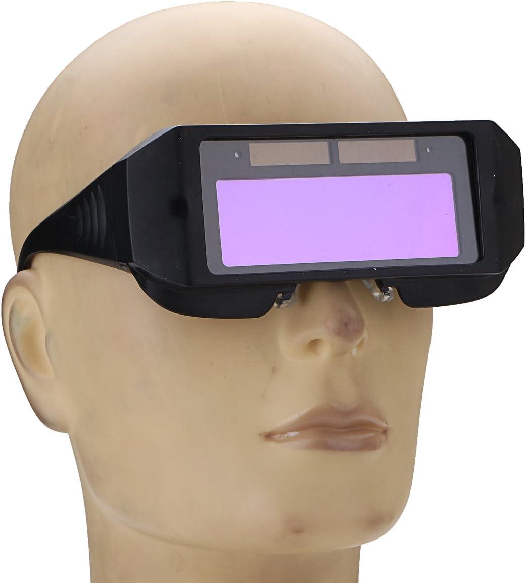 Solar Auto Darkening Welding Mask Helmet Eyes Goggle Welder Welding Glasses