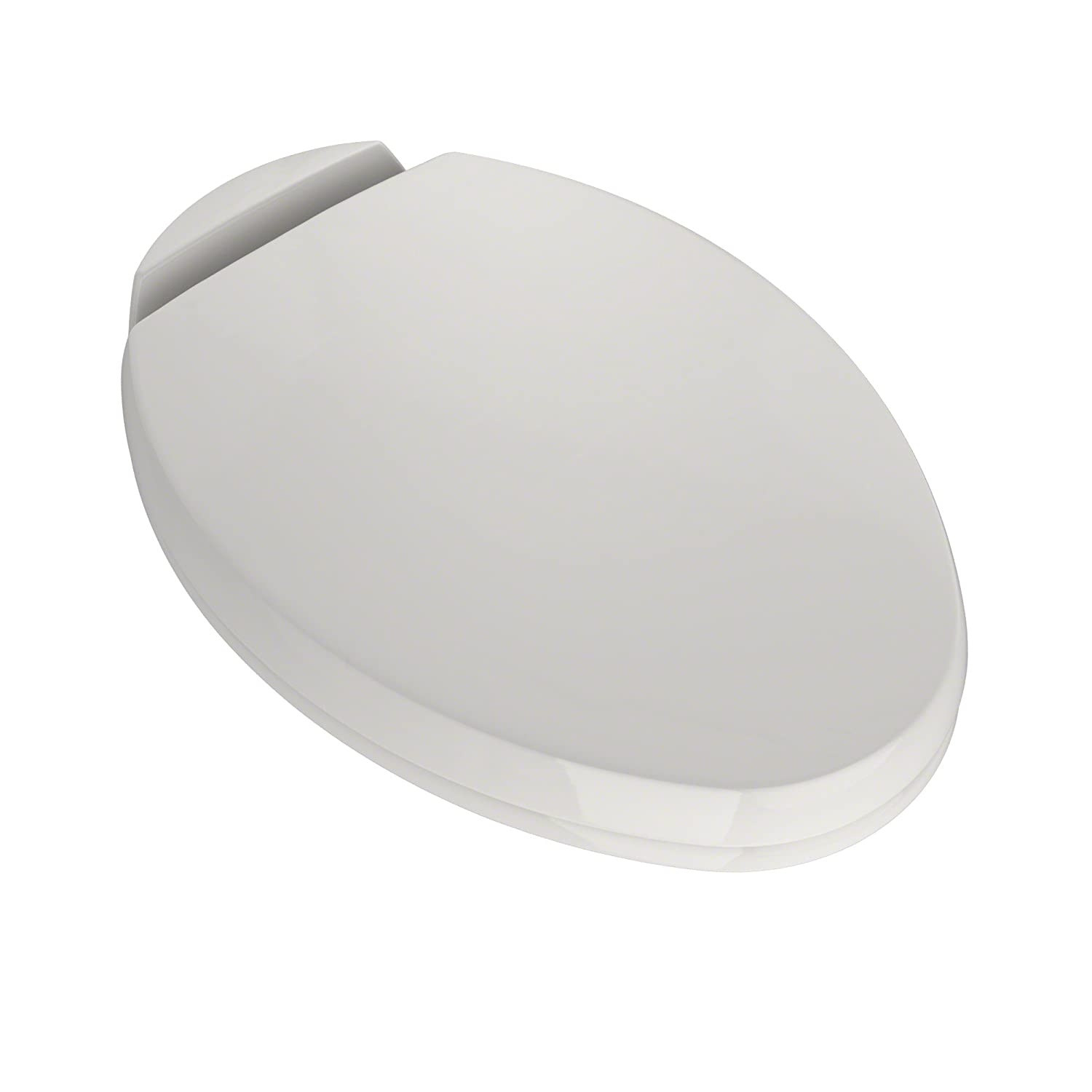 TOTO SS204-11 Contemporary SoftClose Oval Toilet Seat Colonial White