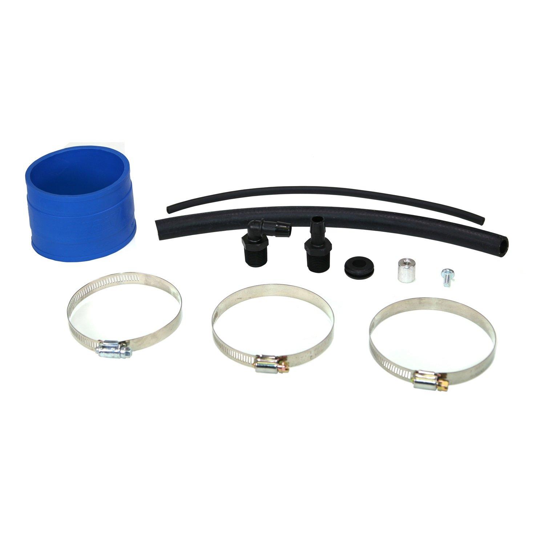 BBK 1738 Cold Air Intake System - Power Plus Series Performance Kit for Dodge Charger, Magnum,300, SRT8 5.7L Hemi - Chrome Finish