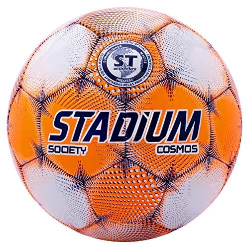 Bola Society Cosmos Ix Stadium 69 Cm Laranja