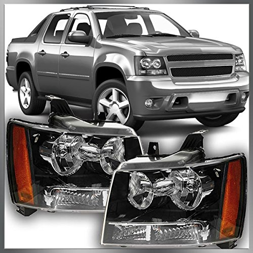 07 tahoe headlight assembly - 4