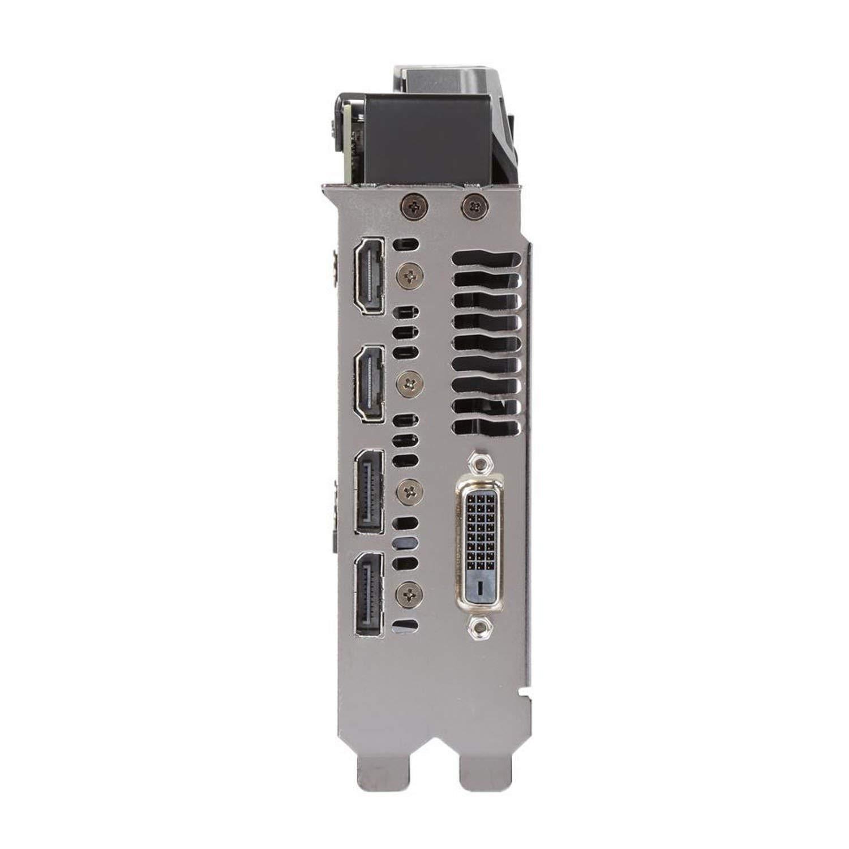 ASUS ROG-STRIX-RX570-O4G-GAMING OC Edition GDDR5 DP HDMI DVI VR