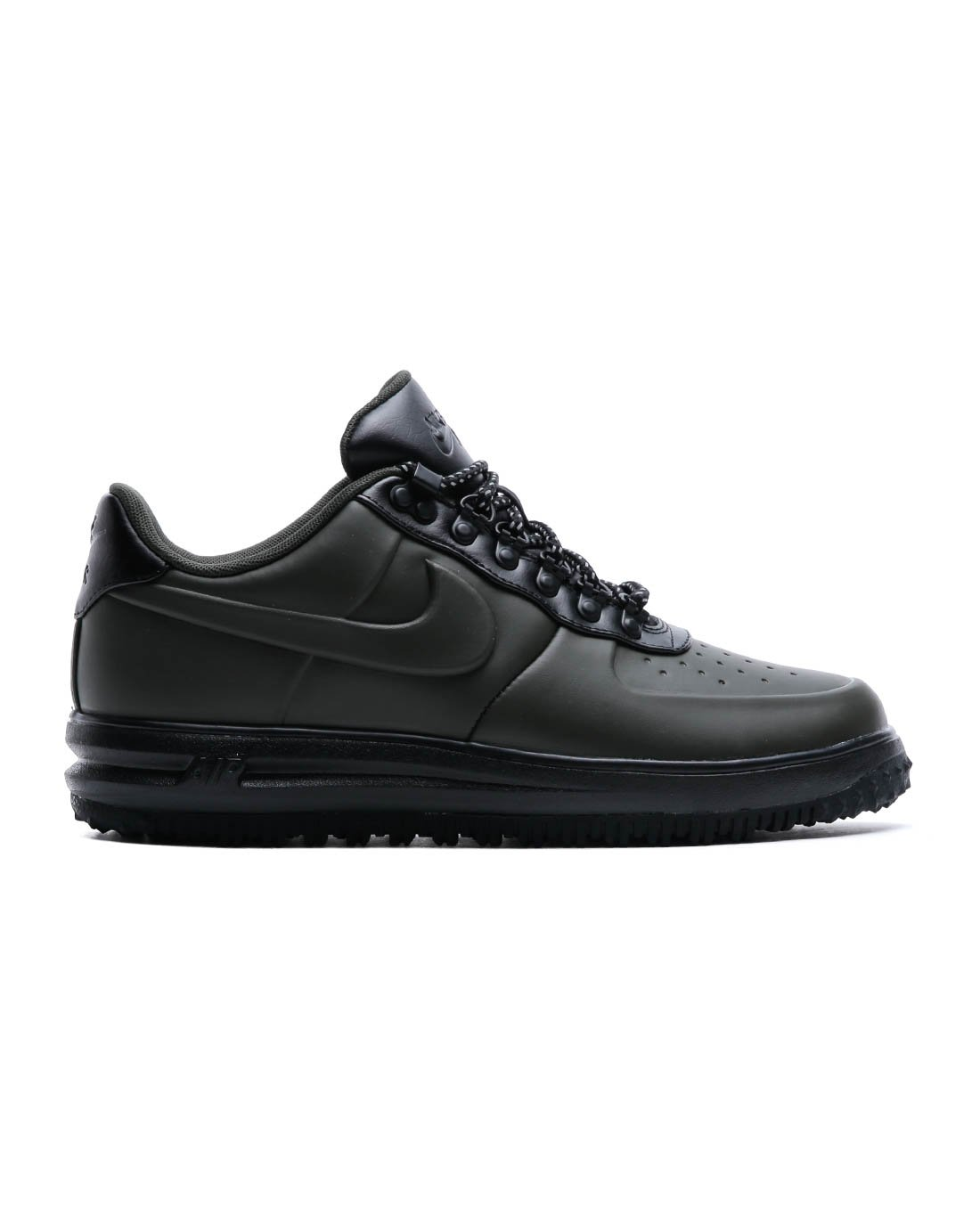 huge selection of 3b365 ade81 Galleon - NIKE AA1125-300 Men Lunar Force 1 Duckboot Low Sequoia Sequoia- Black