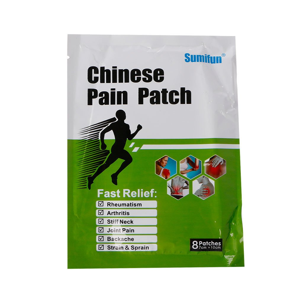 Kalttoyi Treatment Porous Analgesic Chinese Medical Plaster Pain Relief Patch
