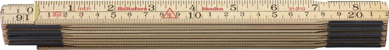 Hultafors Tools 101204U Folding Ruler E66 2 12