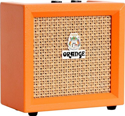 Orange Amplifiers Micro Crush PiX 3 Watt 9-Volt Mini Amp