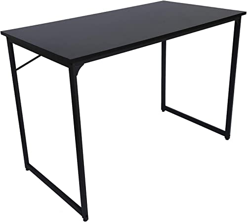 Modern Writing Computer Desk Black 43