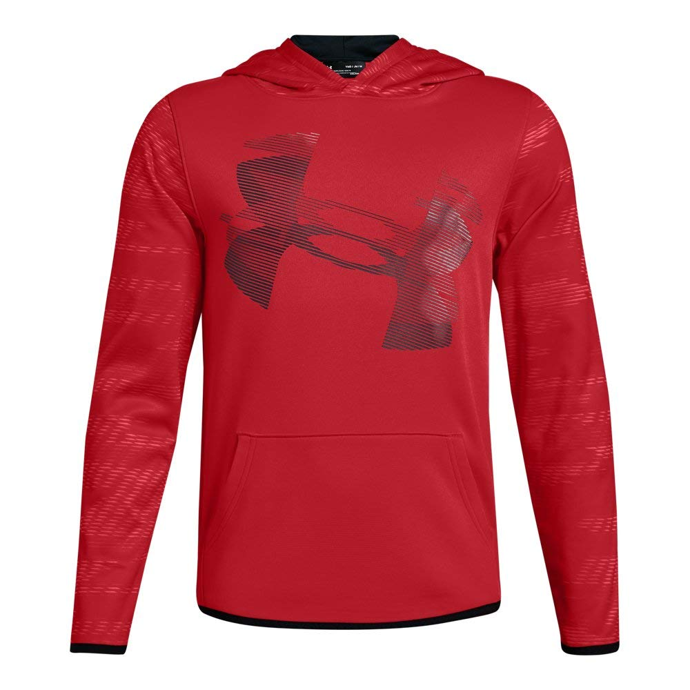 Under Armour Armour Fleece YSM Red by Under Armour