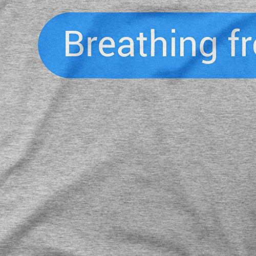 Breathing Fresh Air Femme T-shirt