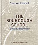 capa de The Sourdough School: The Ground-Breaking Guide to Making Gut-Friendly Bread