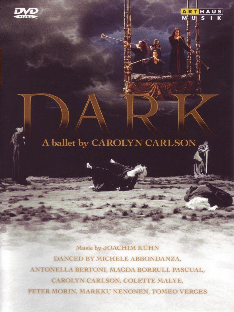 Dark: Ballet By Carolyn Carlson [DVD] [Import] B002QEXBDQ
