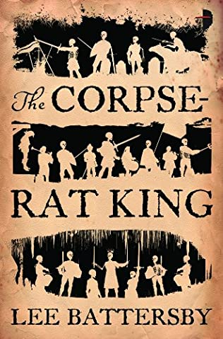 book cover of The Corpse-Rat King