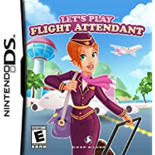Let's Play Flight Attendant - Nintendo DS