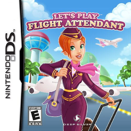 Attendant Display Console (Let's Play Flight Attendant - Nintendo DS)