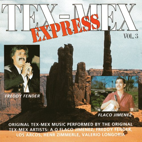 (Tex-Mex Express Vol. 2 )