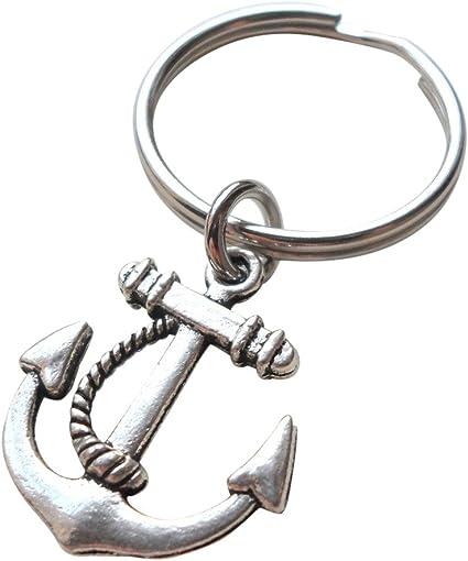 Ancre Porte-cl/és/ /Vous /êtes lAncre dans MA Vie; Couples Keychain