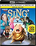 From Illumination Entertainment, the studio that brought you The Secret Life of Pets comes an animated comedy about finding the music that lives inside all of us. Sing stars Academy Award winner Matthew McConaughey as Buster Moon, an eternally optimi...