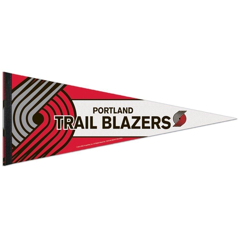 WinCraft Portland Trail Blazers Big Logo Premium NBA Wimpel 69670014