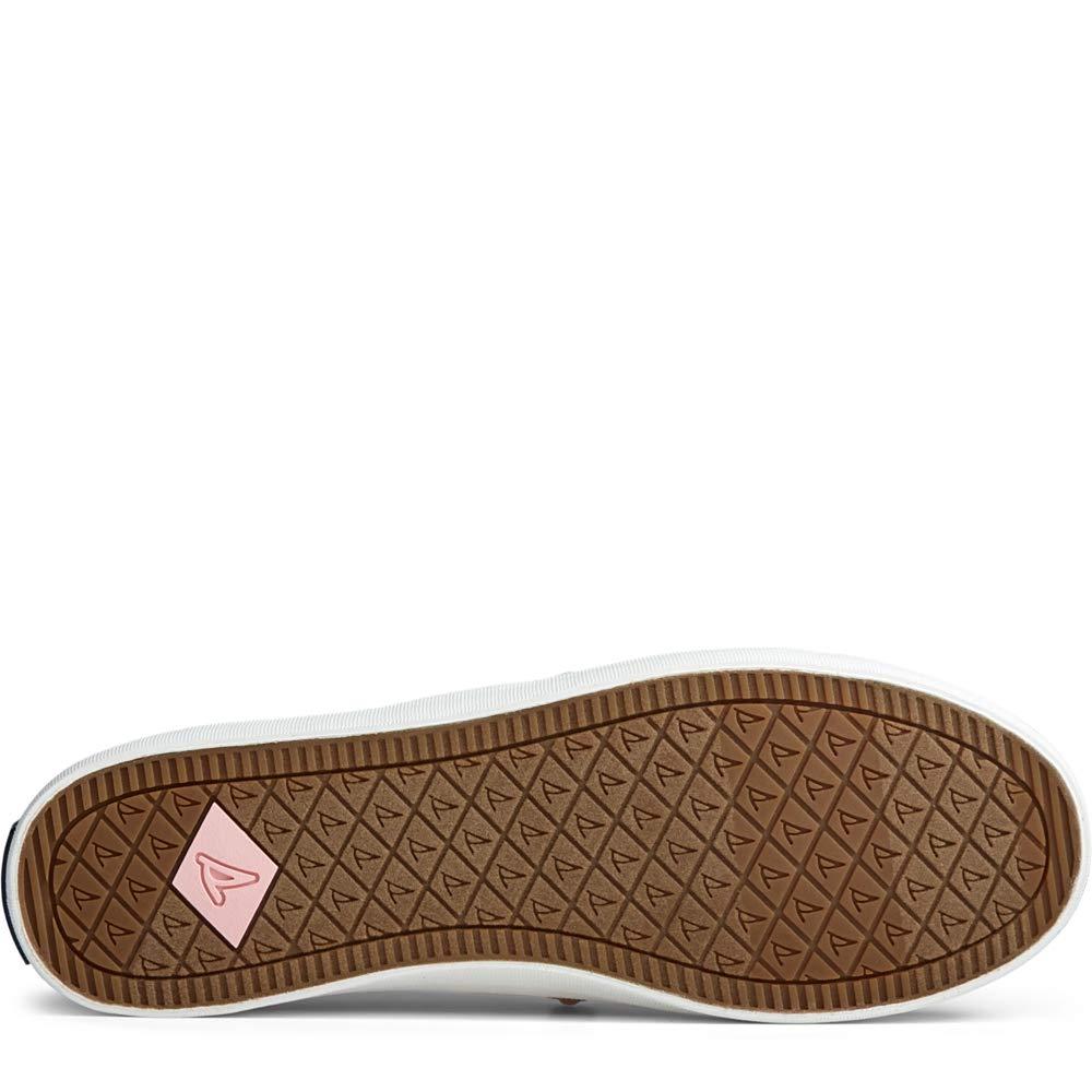 Sperry Top-Sider Womens Crest Vibe Linen Seasonal Sneaker