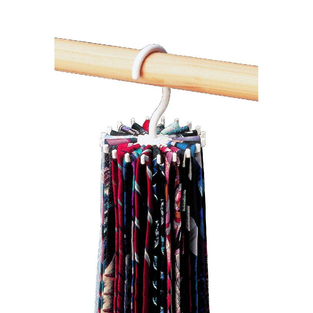 Evriholder TAT-W Twirl A Tie, Holds 20 Ties