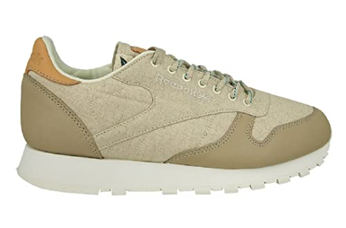 Reebok Classic Leather Eco White Veg Tan B0762ZJT3K