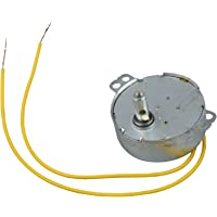 SODIAL(R) Amarillo alambrado AC 220V 50/60Hz 3 vatios