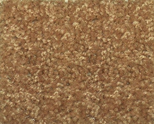 """Cheap 4'X6′ Area Rug Carpet. LIGHT AMBER ALE GOLDEN BROWN 30 oz. ½"""" Thick. 100% Polyester fiber, Medium Density, Soft and Durable. MULTIPLE SIZES, SHAPES and Brilliant Colors."""