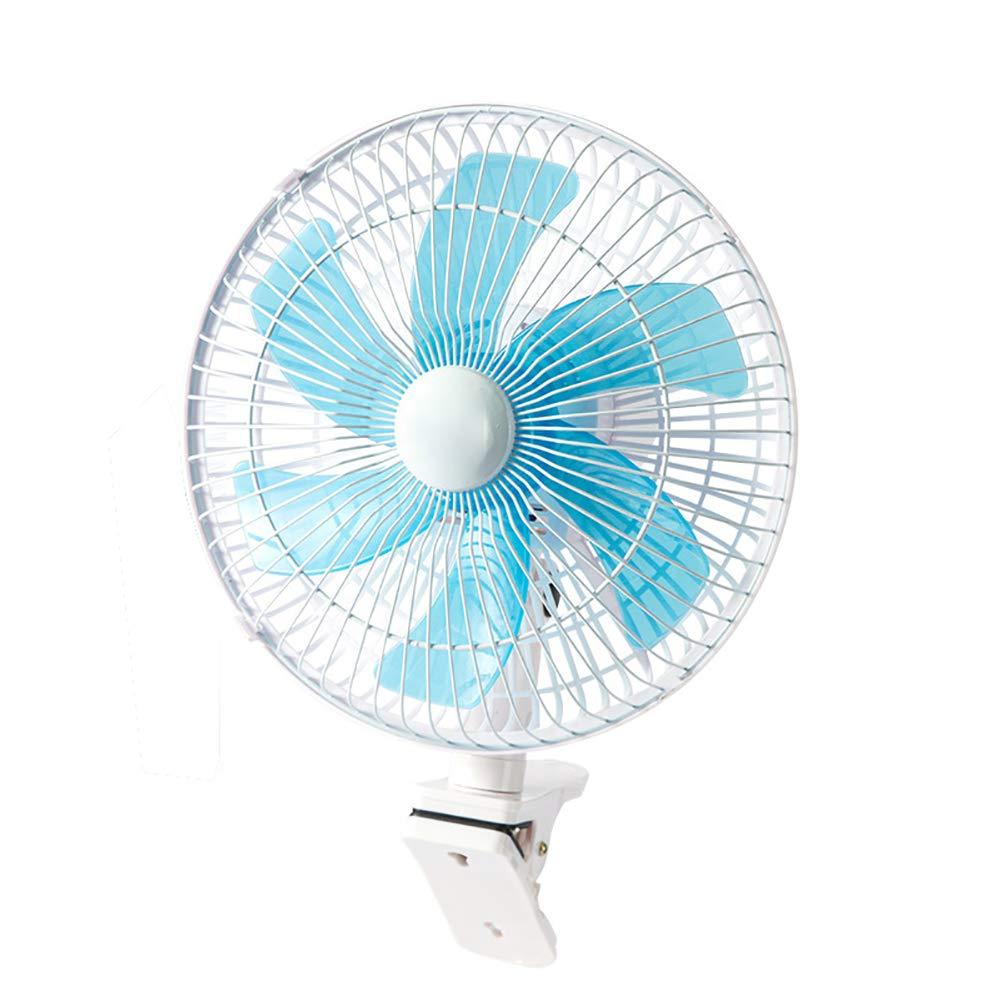RR-YRC 11'' Car Fan, Low Noise Mini Air Circulator, 90 Degree Portable Fan, Low Noise & Controllable Wind Speed (12V, 24V),24V