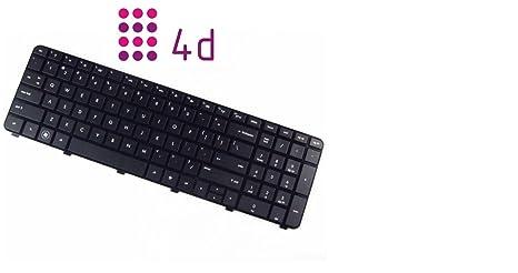 4d Laptop Keyboard For HP Pavilion DV7 6000 6100 Series