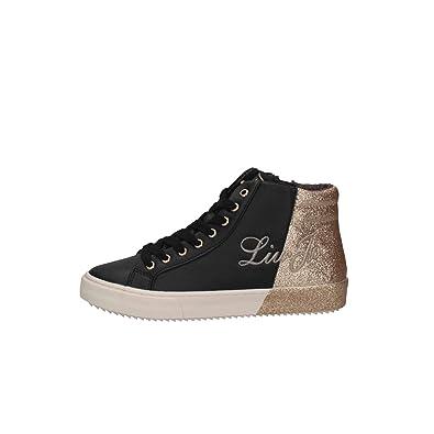 Liu Jo Girl L3A4-20004-0196X522 Zapatillas Mujer Negro 36
