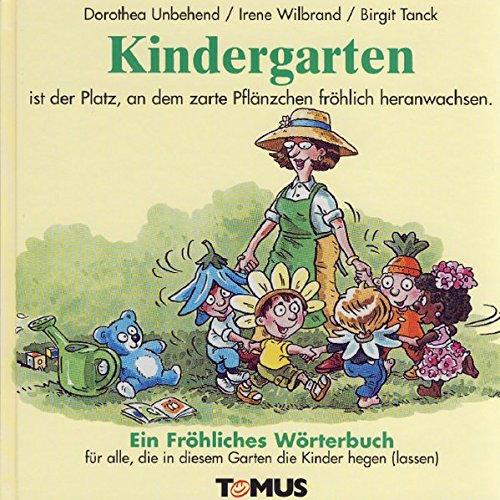 Kindergarten (Tomus - Die fröhlichen Wörterbücher)