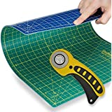 Quilting Bee 60mm Deluxe Rotary Cutter for Quilting, Crafts and Scrapbooking (RCDX60)