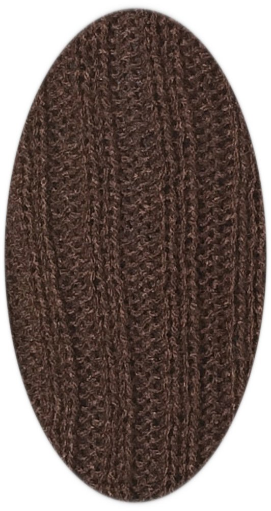 KD dance New York Chocolate Extra Large Dance Outfit 3 Pc Dance Dress Boy Short & Thigh High Stretch Knit Leg Warmers Made In USA Valentine Day Gift Of Love by KD dance New York (Image #2)