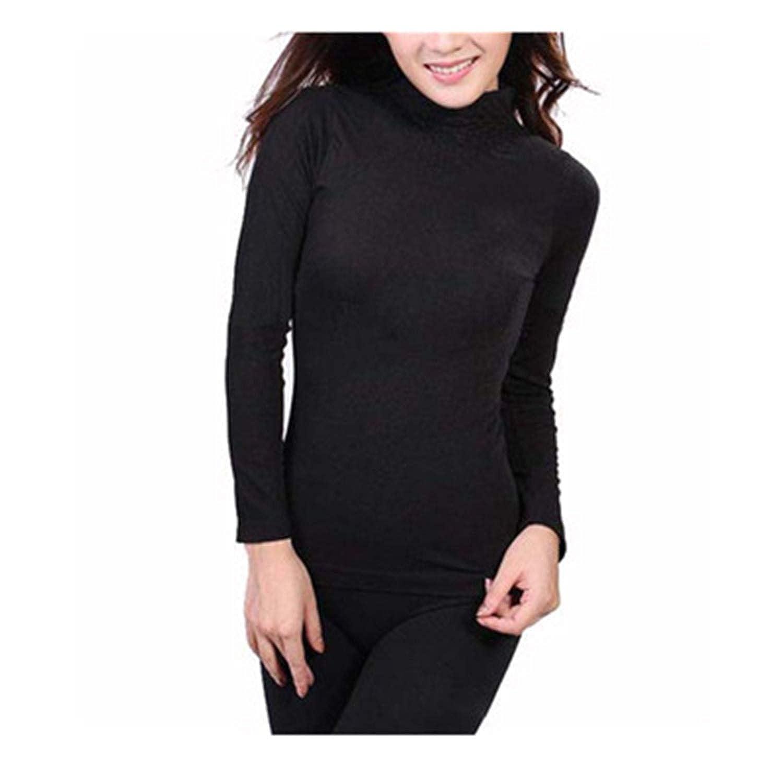 Amazon.com: Conjunto de ropa interior térmica sin costuras ...