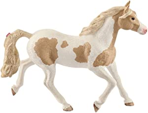 SCHLEICH Horse Club Paint Horse Mare Educational Figurine for Kids Ages 5-12